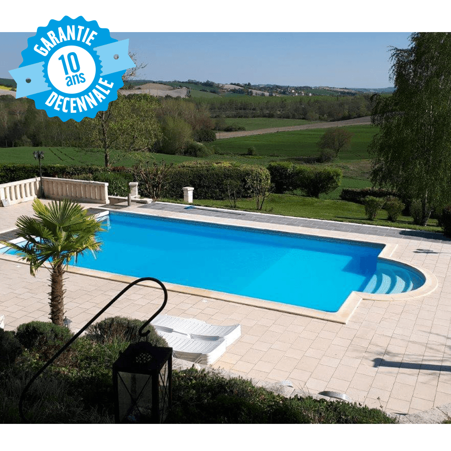 piscine garantie 10 ans
