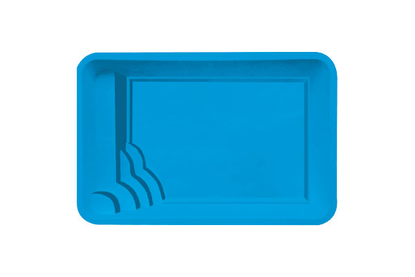 Coque Gp - Bonnin piscine