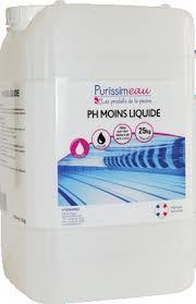 ph piscine